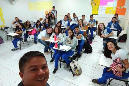 Escola de Currais Novos desenvolve projeto sobre o Geoparque Seridó